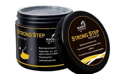 BLACK HORSE STRONG STEP HOOF CARE MASK- MASKA DO KOPYT HS