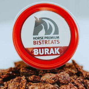 Ciastka - nagroda dla koni Burak - Bistreats Horse Premium