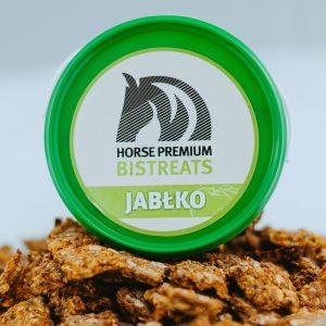 Nagoda dla konia ciastka jabłkowe Bistreats Horse Premium