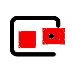 Płatność - ikona portfel