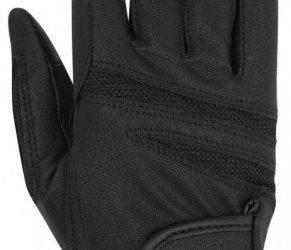 Rękawiczki Horsenjoy Ascott czarne rozmiar M HS