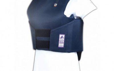 Kamizelka ochronna HKM model 007 granatowa r. L